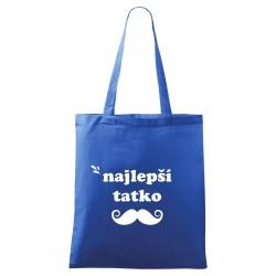 Modrá taška Najlepší tatko