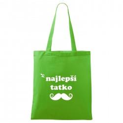 Zelená taška Najlepší tatko
