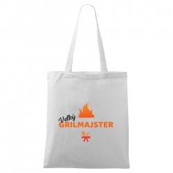 Biela taška Veľký grilmajster