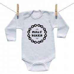 Body s dlhým rukávom Malý biker