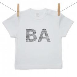 Tričko s krátkym rukávom BA (Bratislava)