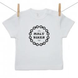 Tričko s krátkym rukávom Malý biker