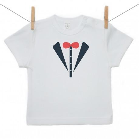 Tričko s krátkym rukávom Oblek