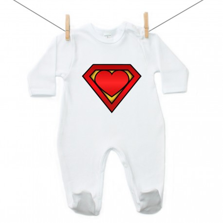Overal Super baby