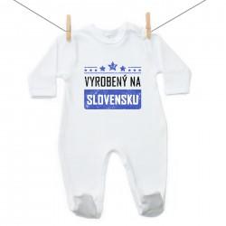 Overal Vyrobený na Slovensku