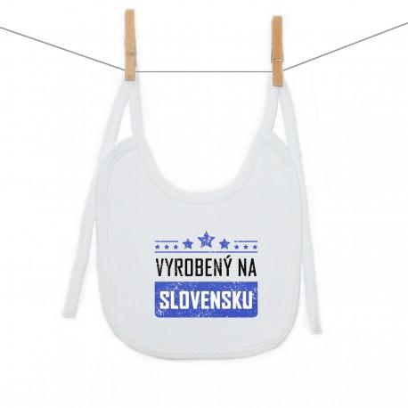 Podbradník na zaväzovanie Vyrobený na Slovensku
