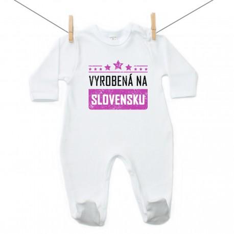 Overal Vyrobená na Slovensku