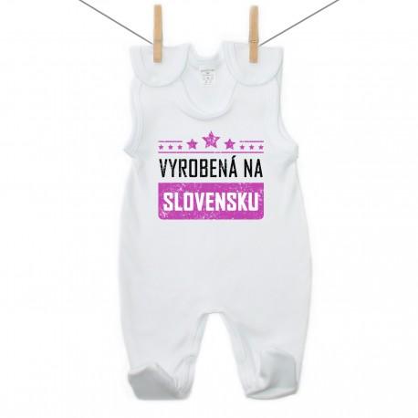 Dupačky Vyrobená na Slovensku