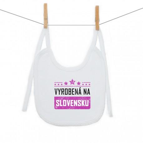Podbradník na zaväzovanie Vyrobená na Slovensku
