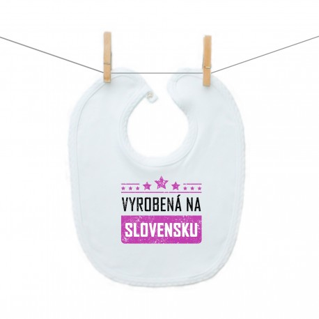 Podbradník na zapínanie Vyrobená na Slovensku
