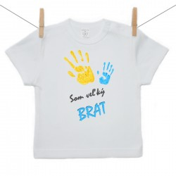 Tričko s krátkym rukávom Som veľký brat