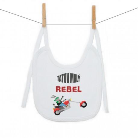 Podbradník na zaväzovanie Tatov malý rebel