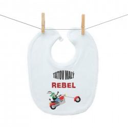 Podbradník na zapínanie Tatov malý rebel