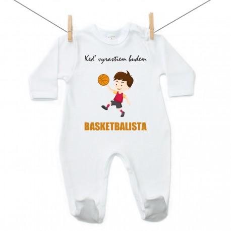 Overal Keď vyrastiem budem basketbalista