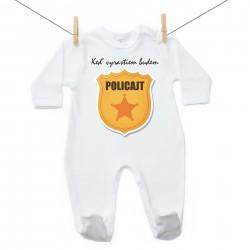 Overal Keď vyrastiem budem policajt