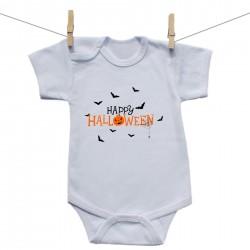 Body s krátkym rukávom Happy Halloween