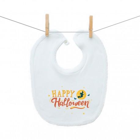 Podbradník na zapínanie Happy Halloween