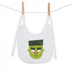 Podbradník na zaväzovanie Halloween maska
