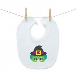 Podbradník na zapínanie Halloween maska