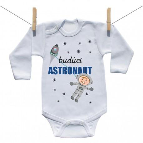 Body s dlhým rukávom Budúci astronaut