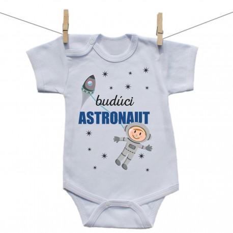 Body s krátkym rukávom Budúci astronaut