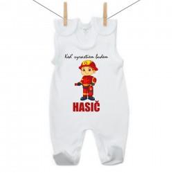Dupačky Keď vyrastiem budem hasič