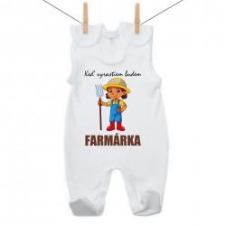 Dupačky Keď vyrastiem budem farmárka