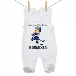 Dupačky Keď vyrastiem budem hokejista