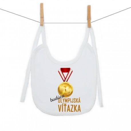 Podbradník na zaväzovanie Budúca olympijská víťazka