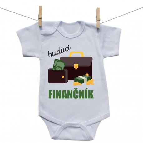 Body s krátkym rukávom Budúci finančník