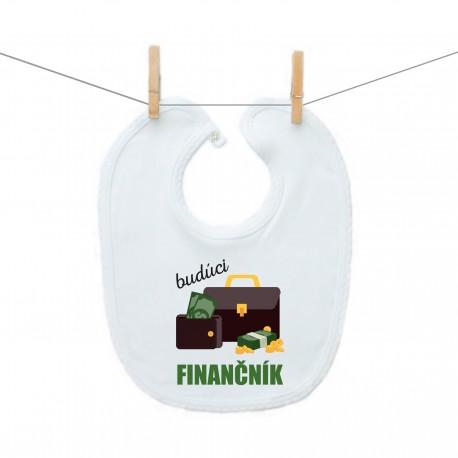 Podbradník na zapínanie Budúci finančník