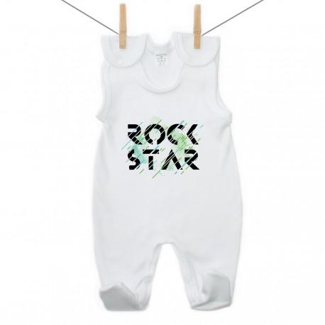 Dupačky Rock star