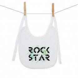 Podbradník na zaväzovanie Rock star