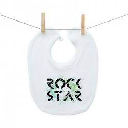 Podbradník na zapínanie Rock star