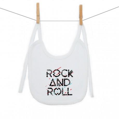 Podbradník na zaväzovanie Rock and roll