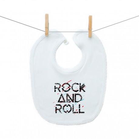 Podbradník na zapínanie Rock and roll
