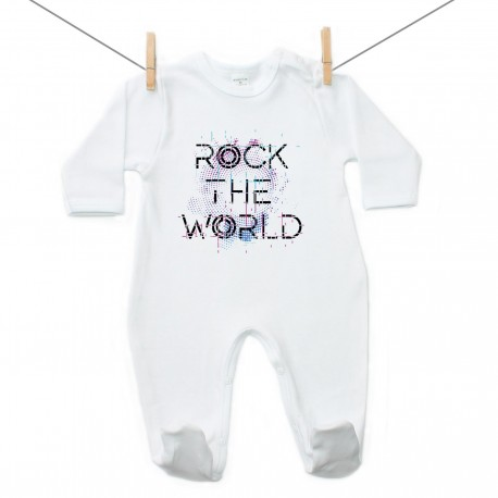 Overal Rock the world