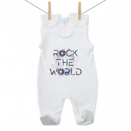 Dupačky Rock the world