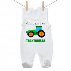 Dupačky Keď vyrastiem budem traktorista