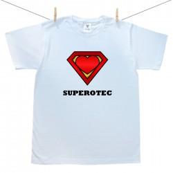 Pánske tričko s krátkym rukávom SuperOtec