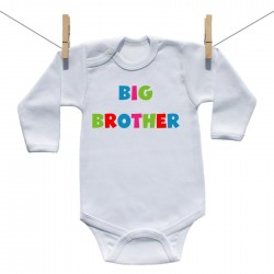 Body s dlhým rukávom Big brother