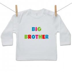 Tričko s dlhým rukávom Big brother