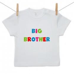 Tričko s krátkym rukávom Big brother
