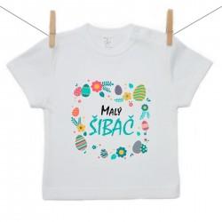 Tričko s krátkym rukávom Malý šibač