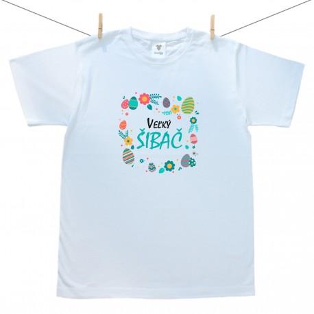 Pánske tričko s krátkym rukávom Veľký šibač