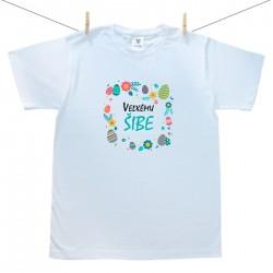 Pánske tričko s krátkym rukávom Veľkému šibe