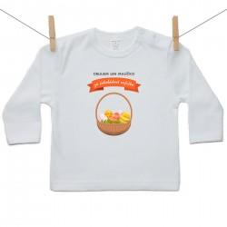 Tričko s dlhým rukávom Oblejem len malíčko