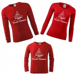 Limitovaná edícia Sada Veselé Vianoce so stromčekom