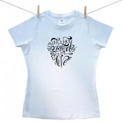 Dámske tričko s krátkym rukávom All you need is love