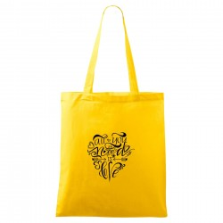 Žltá taška All you need is love